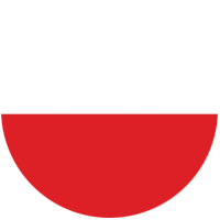 Polish flag for market profile